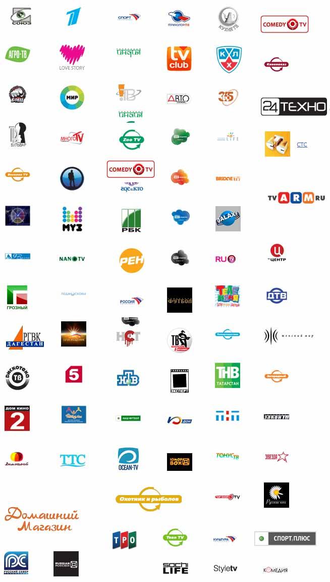Триколор ТВ - телепрограмма